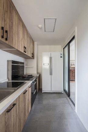 简约 二居 白领 收纳 旧房改造 80后 小资 厨房图片来自今朝小伟在简约风格两居室我想给你一个家的分享