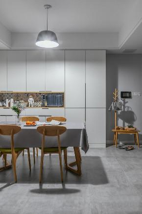 二居 简约 白领 收纳 旧房改造 80后 小资 餐厅图片来自今朝小伟在简约的生活态度,温馨的生活环境的分享