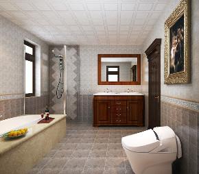 白领 收纳 旧房改造 80后 小资 卫生间图片来自今朝小伟在268㎡传统中式风格的分享