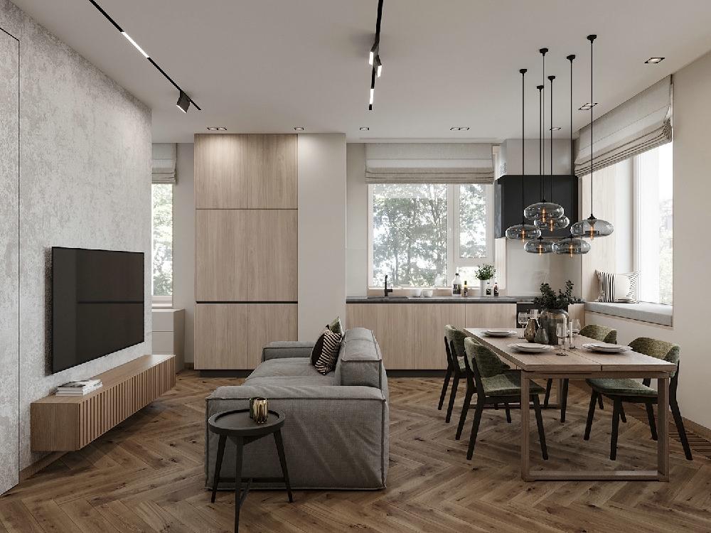 二居 白领 旧房改造 收纳 80后 小资 客厅图片来自今朝小伟在80平米空间,简约北欧的分享