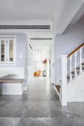 白领 收纳 旧房改造 80后 小资 楼梯图片来自今朝小伟在简欧复式,打造清新居心地的分享