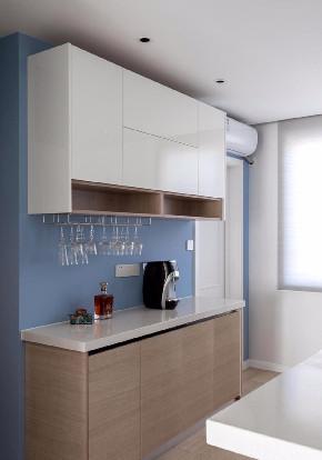 二居 白领 收纳 旧房改造 80后 小资 厨房图片来自今朝小伟在柔绵彩色不是单调的空间的分享