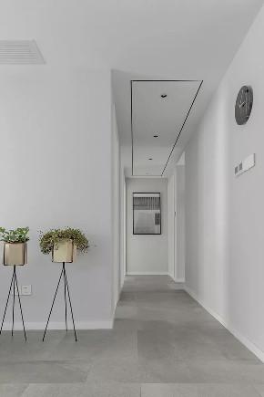 简约 二居 白领 收纳 旧房改造 80后 小资 玄关图片来自今朝小伟在清新脱俗 色彩丰富的极简风的分享