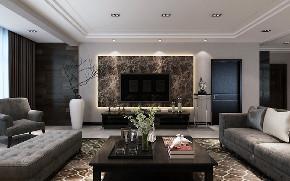 混搭 三居 白领 收纳 旧房改造 80后 小资 客厅图片来自今朝小伟在后现代 混搭港式 黑白灰的分享