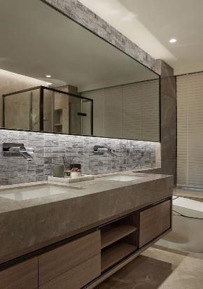 卫生间图片来自今朝小伟在设计私宅,风格混搭-不一样的分享