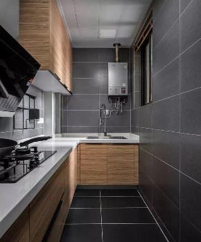 二居 白领 收纳 旧房改造 80后 小资 厨房图片来自今朝小伟在90㎡北欧风,很赞的婚房设计的分享