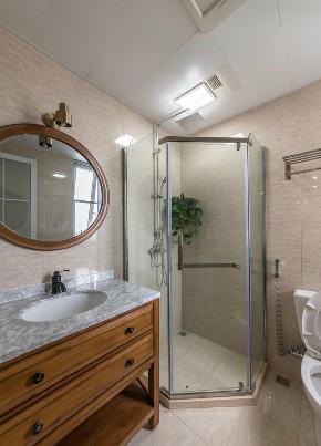 三居 白领 收纳 旧房改造 80后 小资 卫生间图片来自今朝小伟在120平美式-森林华尔兹的分享