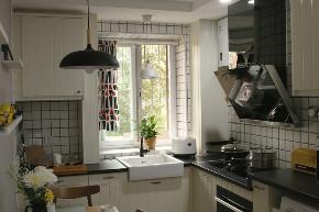 二居 白领 收纳 旧房改造 80后 小资 厨房图片来自今朝小伟在北欧风格平淡中的幸福的分享