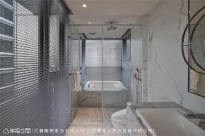 装修设计 装修完成 现代风格 卫生间图片来自幸福空间在205平,自然疗愈系人文美宅的分享