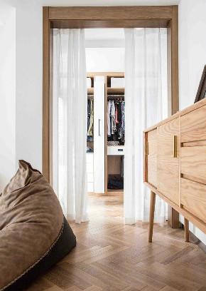 三居 白领 收纳 旧房改造 80后 小资 其他图片来自今朝小伟在116平北欧风三居室,简约的分享