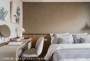 装修设计 装修完成 现代风格 卧室图片来自幸福空间在126平,异材质荟萃人文美型宅的分享