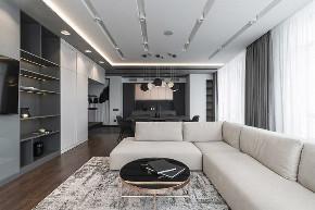 三居 白领 收纳 旧房改造 80后 小资 客厅图片来自今朝小伟在130平米米色公寓 质朴的奢华的分享