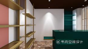 客厅图片来自韦克空间设计在韦克丨在舒适中寻找美的分享