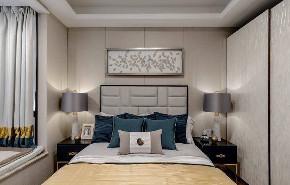 三居 白领 收纳 旧房改造 小资 80后 卧室图片来自今朝小伟在新中式远离了都市喧嚣 宁静悠闲的分享