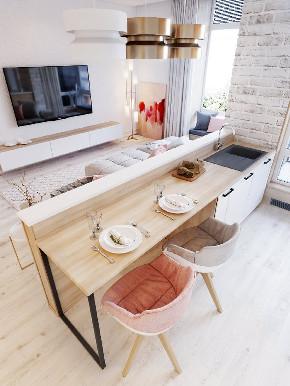 二居 白领 收纳 旧房改造 80后 小资 客厅图片来自今朝小伟在梦幻家居设计的分享