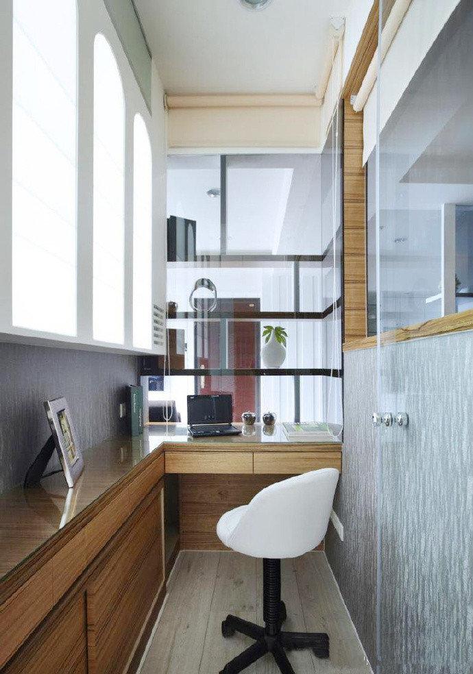 二居 白领 收纳 旧房改造 80后 小资 其他图片来自今朝小伟在小户型书房设计,恰到好处的的分享