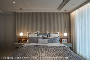 装修设计 装修完成 现代风格 卧室图片来自幸福空间在205平,自然疗愈系人文美宅的分享