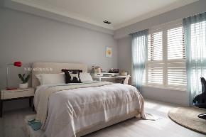 张馨 瀚观 室内装饰 装修 设计 卧室图片来自张馨/瀚观室内装饰在进口建材商老板的轻奢美宅的分享