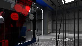 客厅图片来自韦克空间设计在韦克丨简约是高级感的精髓的分享