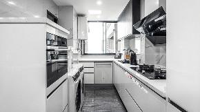 兄弟装饰 华润24城 现代风格 厨房图片来自重庆兄弟装饰公司在兄弟装饰,华润二十四城103㎡装修的分享