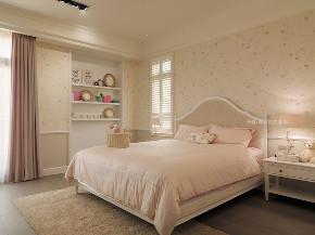 张馨 瀚观 室内设计 装修 装饰 卧室图片来自张馨/瀚观室内装饰在自地自建,田中央的手绘城堡的分享