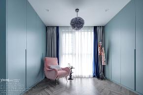简约 混搭 白领 收纳 旧房改造 80后 小资 衣帽间图片来自漾设计在Young新作 | 法式轻奢风来袭!的分享