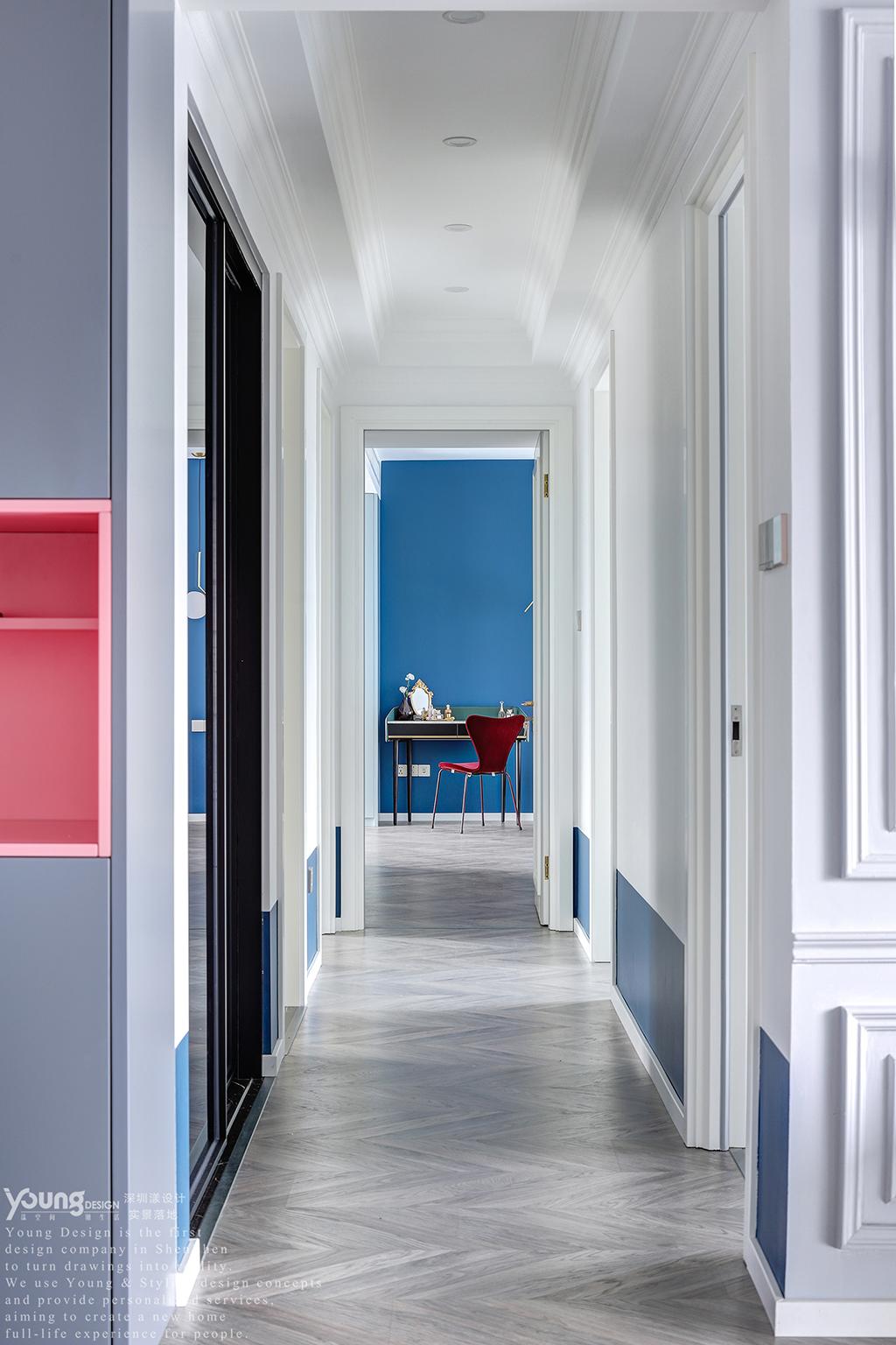 简约 混搭 白领 收纳 旧房改造 80后 小资 其他图片来自漾设计在Young新作 | 法式轻奢风来袭!的分享