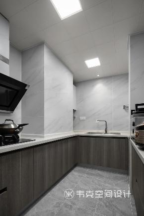 三居 厨房图片来自韦克空间设计在韦克丨轻奢岁月,旖旎时光的分享