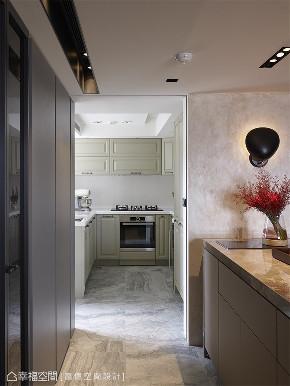装修完成 装修设计 休闲多元 现代简约 厨房图片来自幸福空间在119平, 凝聚情感的休闲温馨宅的分享
