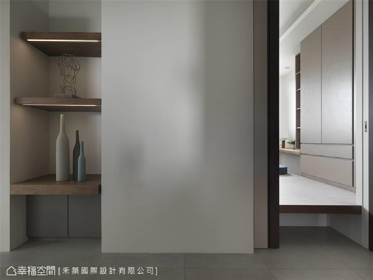 多功能室 采用推拉门的类和室手法呈现,创造开阔空间,彰显清新简约的和风韵味。