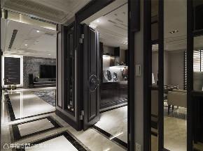 装修设计 装修完成 新古典 奢华风格 其他图片来自幸福空间在212平,古典  奢华对称美学的分享