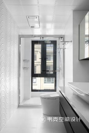 卫生间图片来自韦克空间设计在享受生活的美好,让家取悦自己的分享