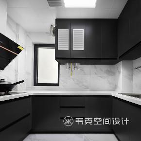 厨房图片来自韦克空间设计在享受生活的美好,让家取悦自己的分享