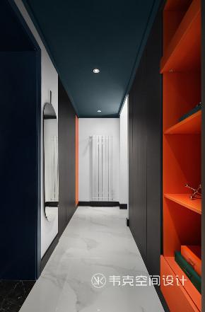 玄关图片来自韦克空间设计在享受生活的美好,让家取悦自己的分享