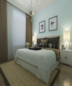 二居 简约 卧室图片来自知贤整体家装在中信泰富丶又一城二期的分享