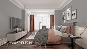 """卧室图片来自韦克空间设计在韦克丨放慢脚步,享受""""轻""""生活的分享"""