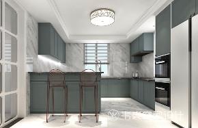 """厨房图片来自韦克空间设计在韦克丨放慢脚步,享受""""轻""""生活的分享"""