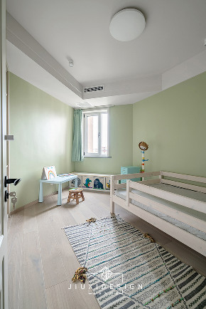 三居 收纳 旧房改造 80后 久栖设计 儿童房图片来自久栖设计在网传奇葩户型的颠覆改造的分享
