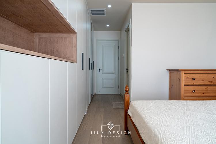 三居 收纳 旧房改造 80后 久栖设计 卧室图片来自久栖设计在网传奇葩户型的颠覆改造的分享