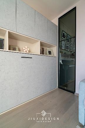 三居 收纳 旧房改造 80后 久栖设计 书房图片来自久栖设计在网传奇葩户型的颠覆改造的分享