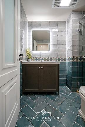 三居 收纳 旧房改造 80后 久栖设计 卫生间图片来自久栖设计在网传奇葩户型的颠覆改造的分享