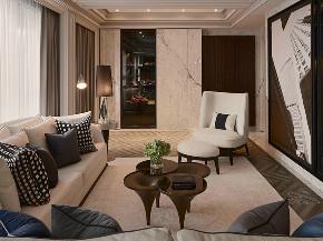 新古典 小户型 二居 客厅图片来自知贤整体家装在绿川新苑的分享