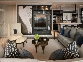 新古典 小户型 客厅图片来自知贤整体家装在绿川新苑的分享