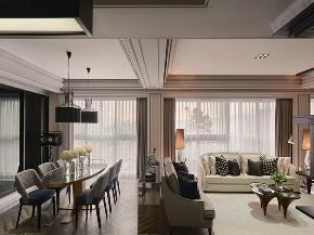 新古典 小户型 二居 餐厅图片来自知贤整体家装在绿川新苑的分享