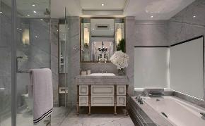 新古典 小户型 二居 卫生间图片来自知贤整体家装在绿川新苑的分享