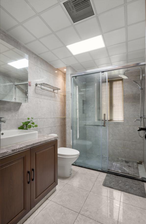 简约 三居 收纳 80后 卫生间图片来自乐粉_20191031154048691在家.设计——回归的分享