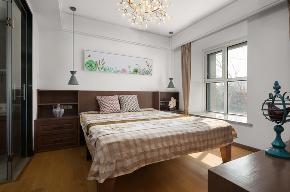 简约 三居 收纳 80后 卧室图片来自乐粉_20191031154048691在家.设计——回归的分享
