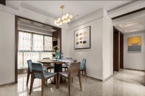 简约 三居 收纳 80后 餐厅图片来自乐粉_20191031154048691在家.设计——回归的分享