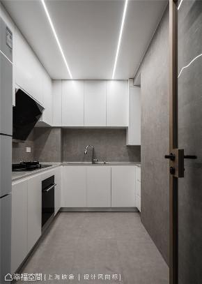 装修设计 装修完成 上海映像 上海装修 星啊 陈子欣 工业风格 幸福空间 厨房图片来自幸福空间在96平,新世代开放自由的生活轮廓的分享