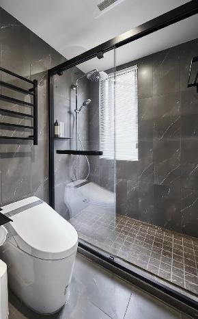 现代 北欧 三居 卫生间图片来自知贤整体家装在兰郡九里的分享